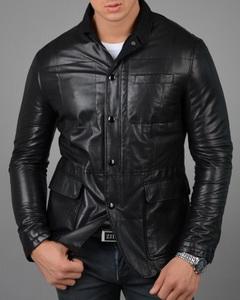 Скидки на мужские кожаные куртки каждый день! . Более 81 моделей в наличии! . БЕСПЛАТНАЯ доставка по России