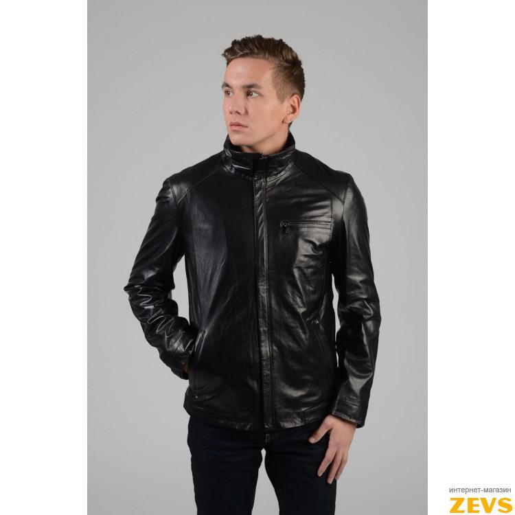 Кожаные Куртки Grazioso Зимние кожаные