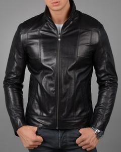 Короткая кожаная куртка спб