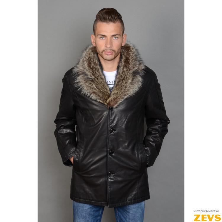 Женская одежда. кожаные зимние куртки