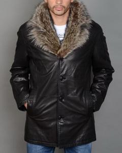 Кожаные куртки пуховики и дубленки