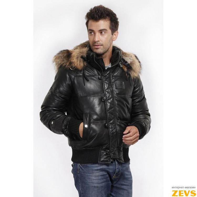 Купить Зимнюю Куртку Натуральный Мех