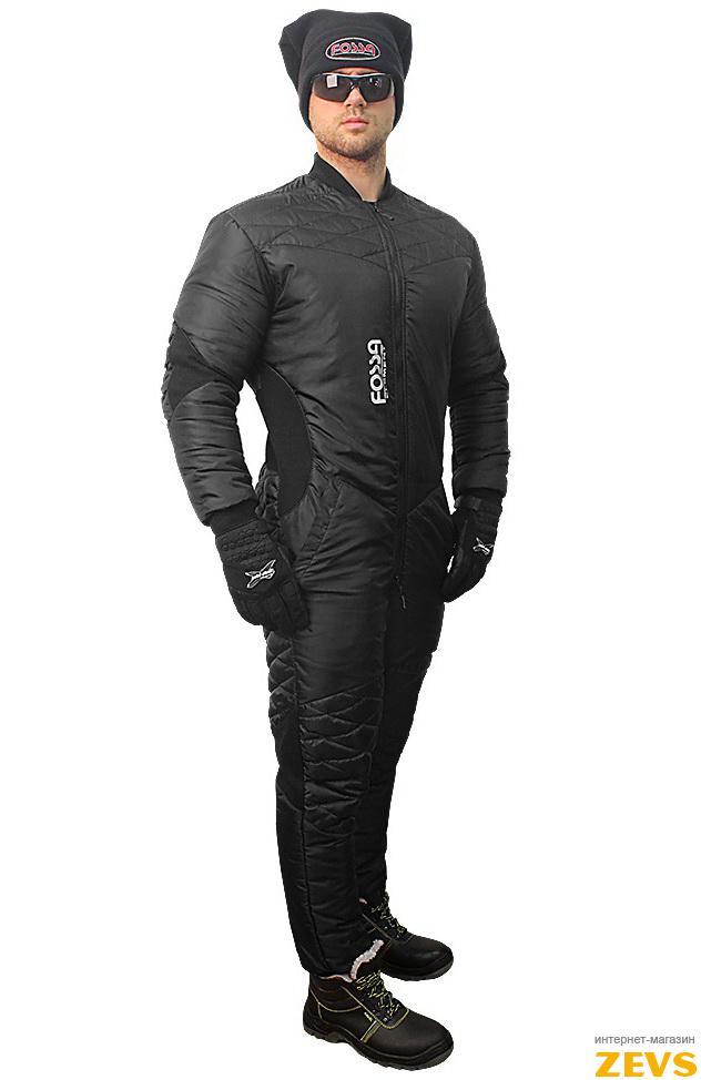 Термокостюм (комбинезон) мужской зимний 2SKIN, Fossa. Уникальный согревающий  термокомбинезон « ... 1fcbfc8de5d