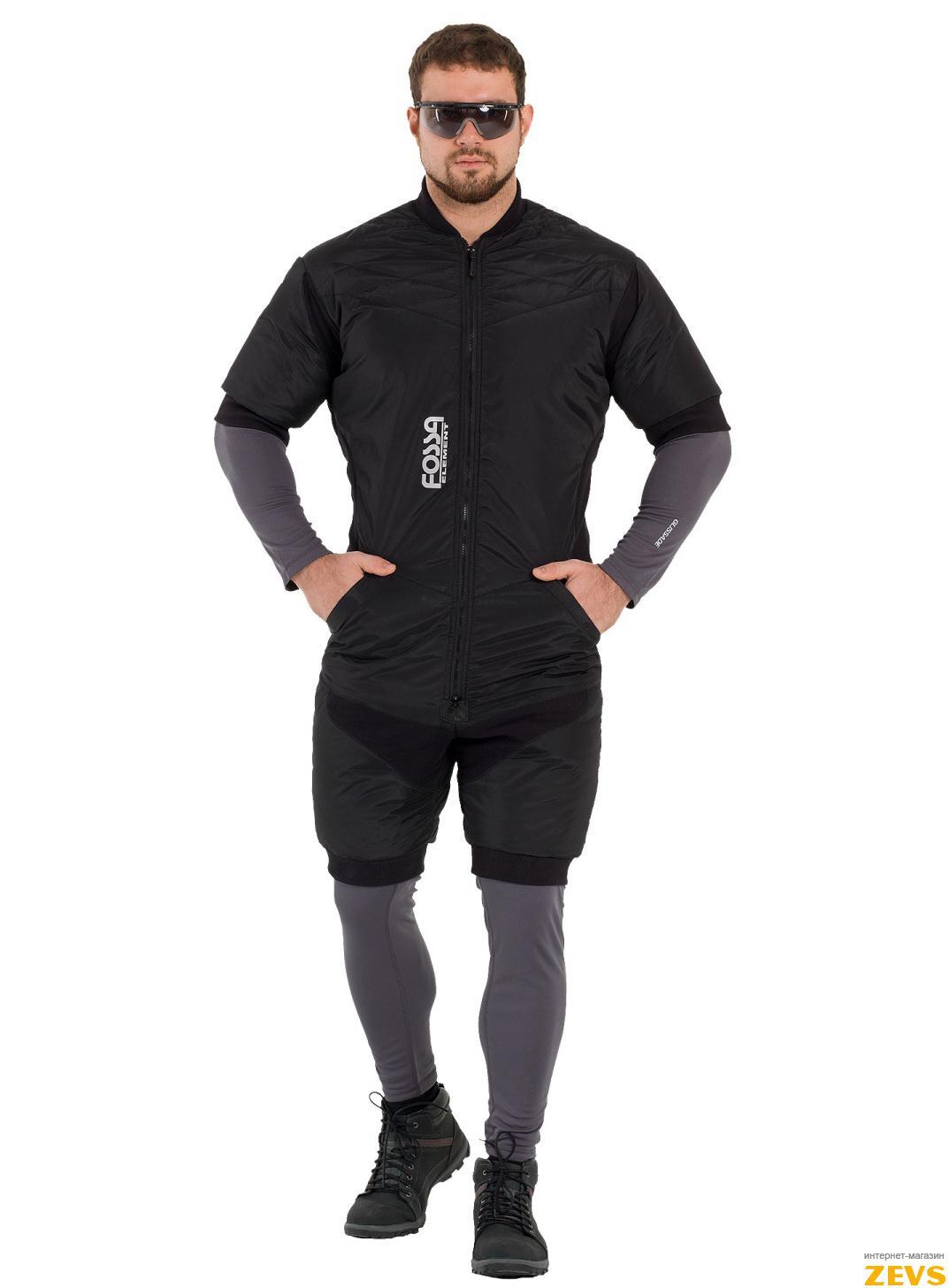 Термокостюм мужской укороченный (комбинезон) POWER, Fossa. Уникальный  согревающий термокомбинезон ... 7203530ceca