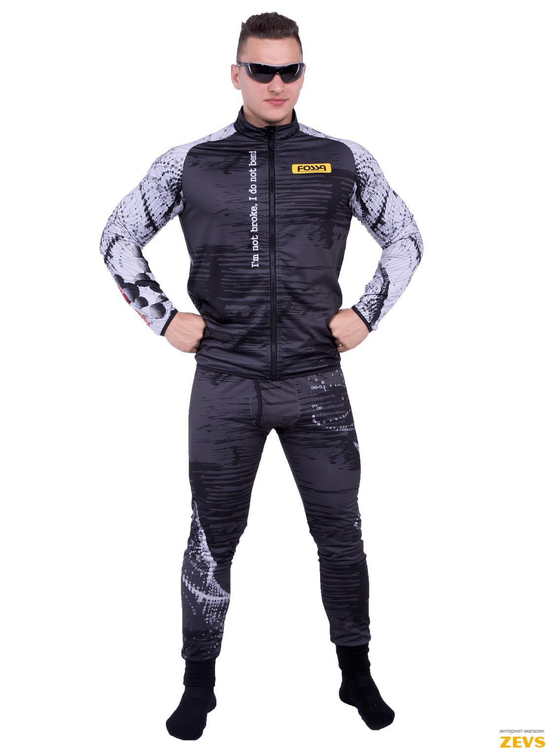 Мужской термокостюм из флиса SOFT, Fossa купить в интернет магазине 0fe1a0a1023
